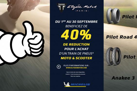 Opération Michelin du mois de Septembre
